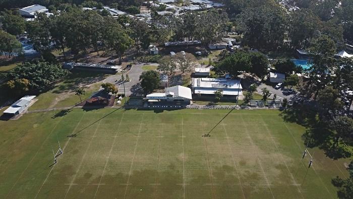 The Beerwah Sportsground