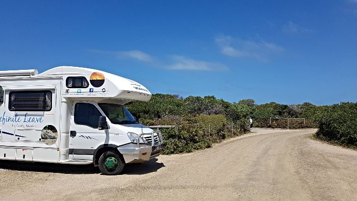 Great Free Camping in Tasmania is at Friendly Beaches