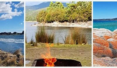 Great Free Camping in Tasmania