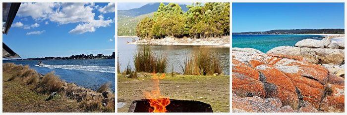 Great Free Camping in Tasmania