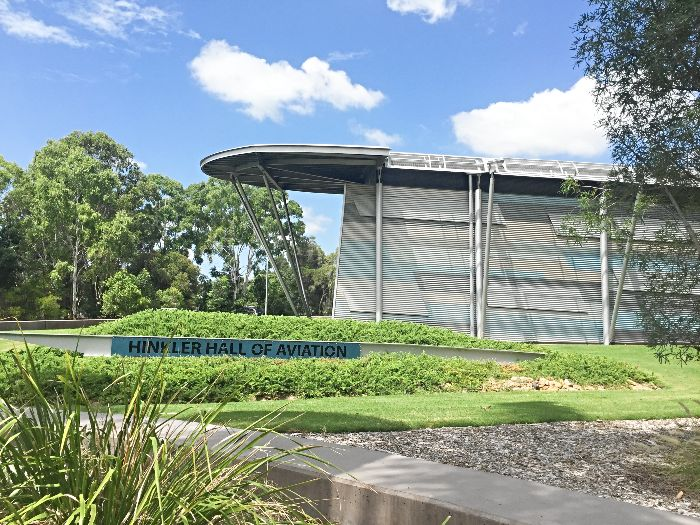 Hinkler Hall of Aviation is one of Bundaberg's attractions definitely worth visiting