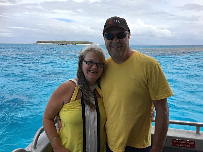 Lady Musgrave Island is one of the reasons why Bundaberg is definitely worth visiting