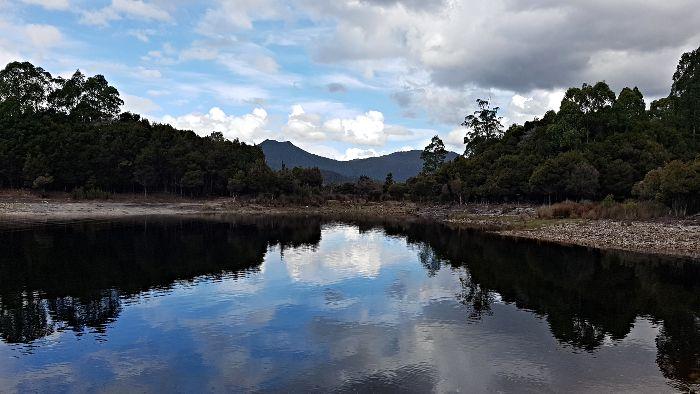 Lake Mackintosh Great Free Camping in Tasmania
