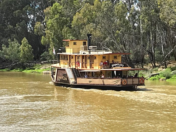 Murray River Cruises from Echuca