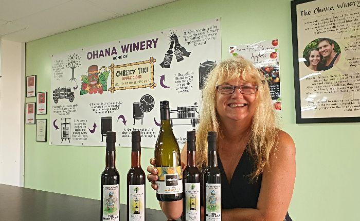 Ohana Cider House & Tropical Winery