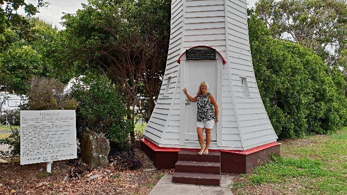 Burnett Heads original Lighthouse
