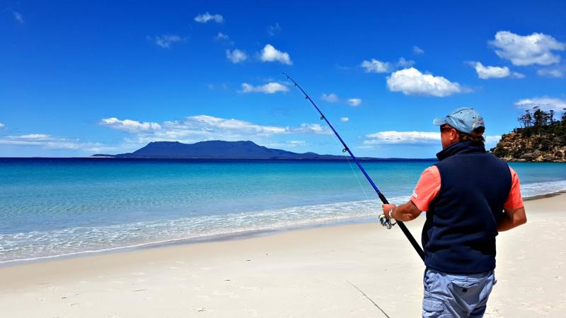 Spring Beach Tasmania