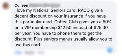 Coffee Club VIP Membership Discount