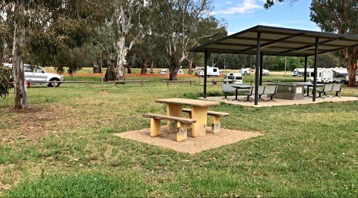 Wilks Park Sheltered Picnic area