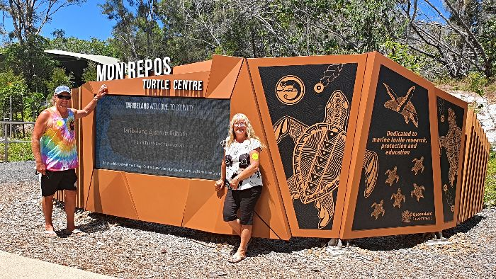 Mon Repos Turtle Centre is one of the main reason s why Bundaberg is definitely worth visiting