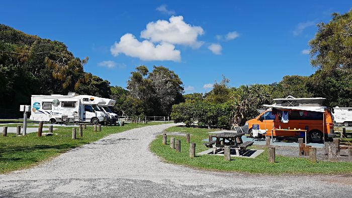 Woody Head Camping Ground