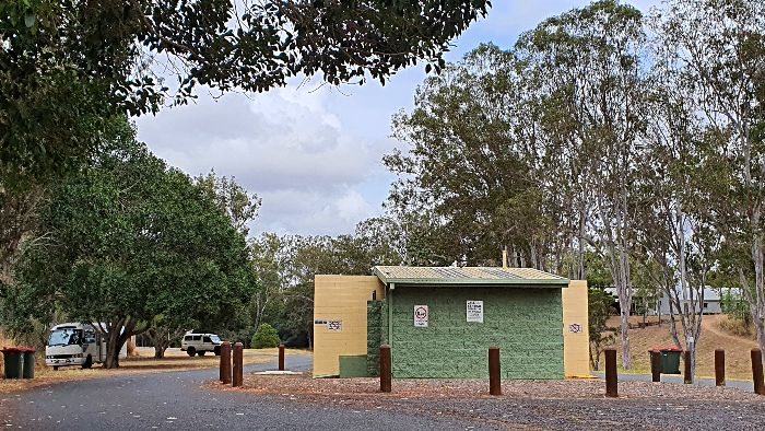 North Calliope River Rest Area Toilet Block