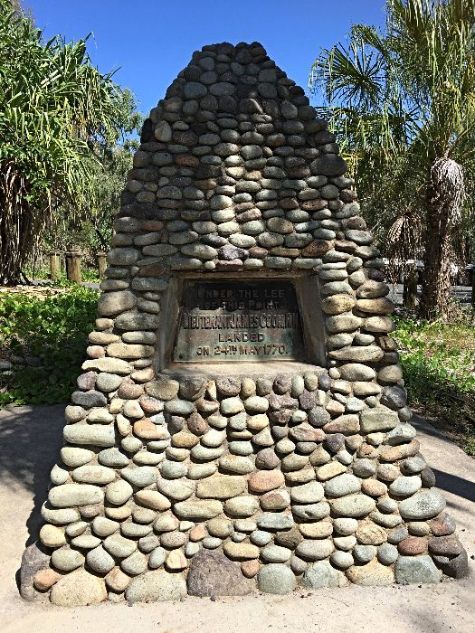 Cook Monument Cairn