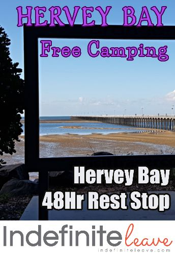 Pin - Hervey Bay 48hr Rest Stop