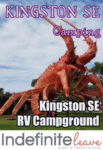 Pin - Kingston SE RV Park