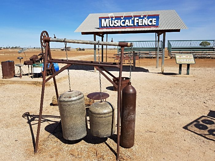 Winton Musical Fence