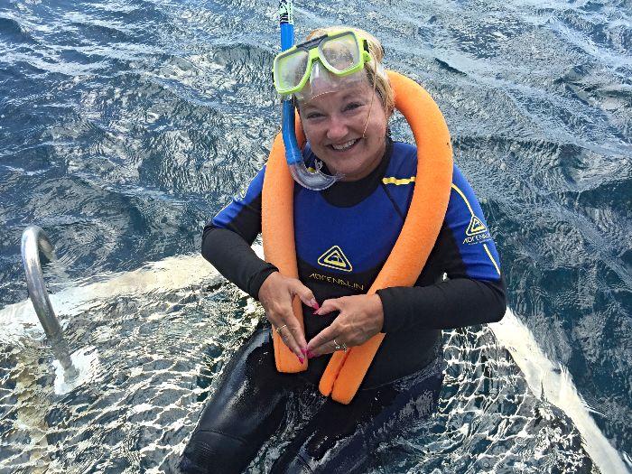 Reefsleep Snorkelling