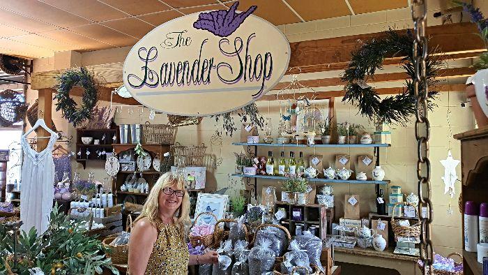 Pottique Lavender Shop