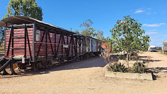 Gayndah Heritage Railway