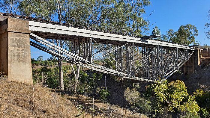 Ideraway Creek Railway Bridge
