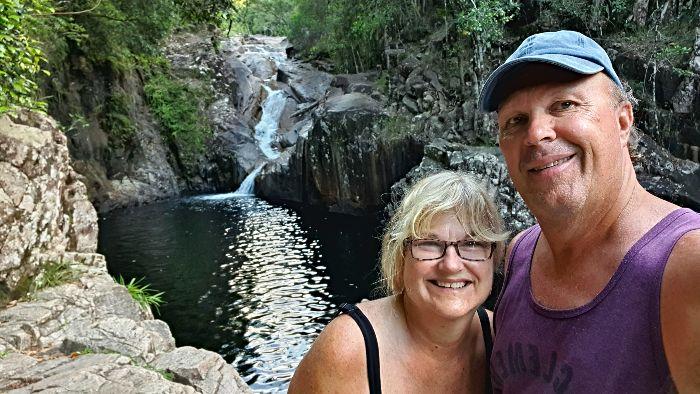 Araluen Waterfalls