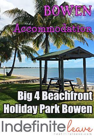 Bowen Caravan Park Accommodation