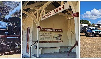 Toogoolawah Free Camping