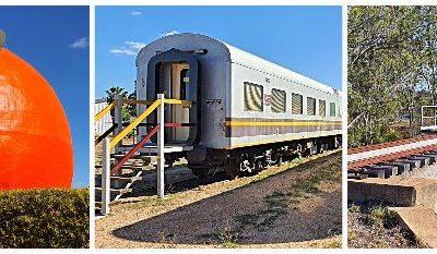 Gayndah Heritage Railway Rail Trail