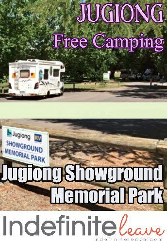 Pin - Jugiong Free Camping