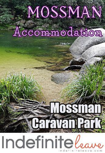 Pin - Mossman Caravan Park