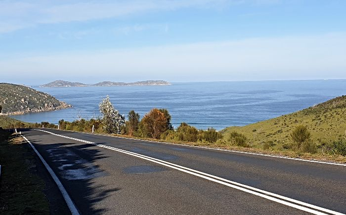 Wilsons Promontory Road in