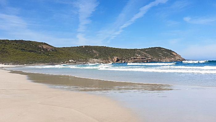 Wilsons Promontory Squeaky Beach