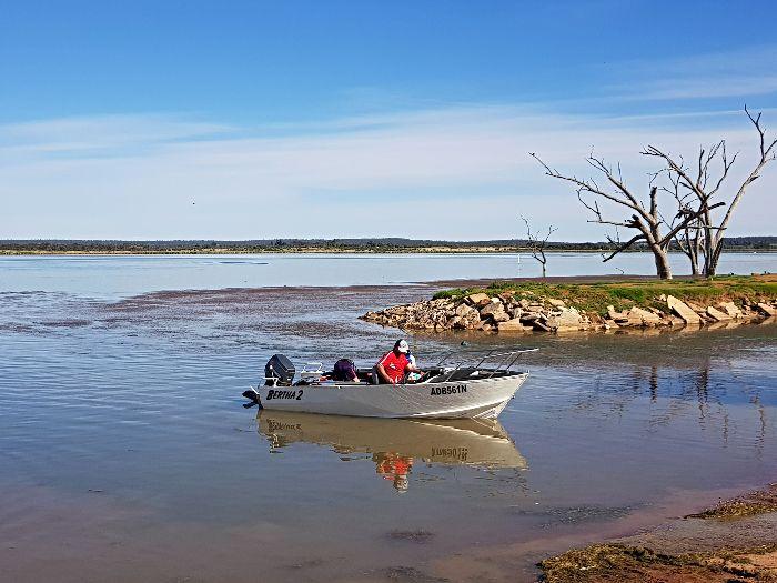 Lake Wyangan Fishing