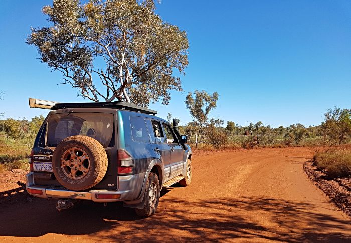 It is not essential to have a 4WD to access the Karijini Camping areas