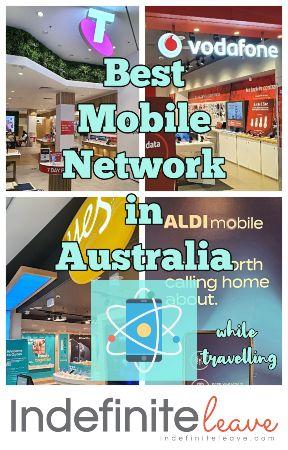 pin - Best Mobile Network in Australia