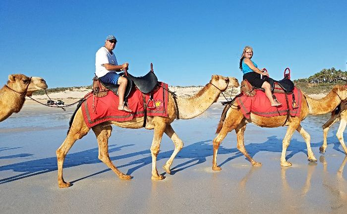 Broome Camel Ride - Amazing Things to do in Western Australia
