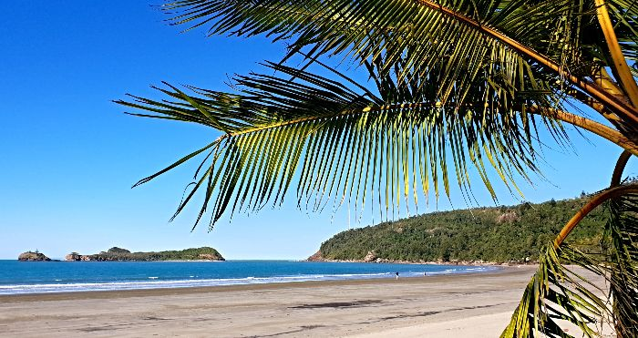 Cape Hillsborough Beach