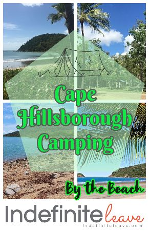 Pin - Cape Hillsborough Camping