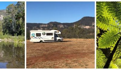 Carnarvon Gorge Camping Feature