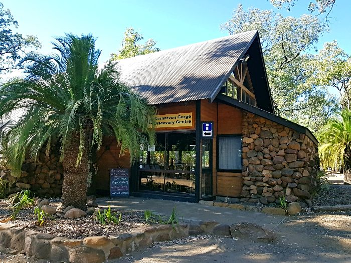 Carnarvon Gorge Discovery Centre