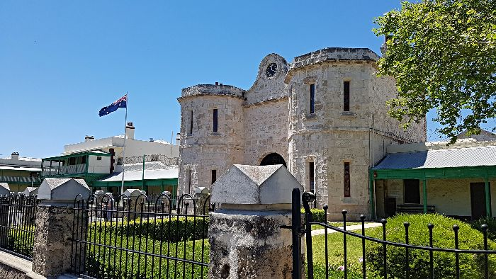Freemantle Gaol
