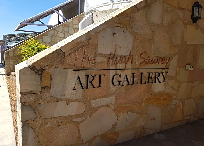 Hugh Sawrey Art Gallery