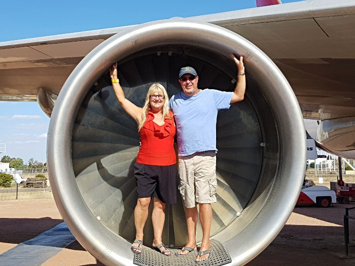 Qantas Founders Museum - Just one of the things to do in Longreach