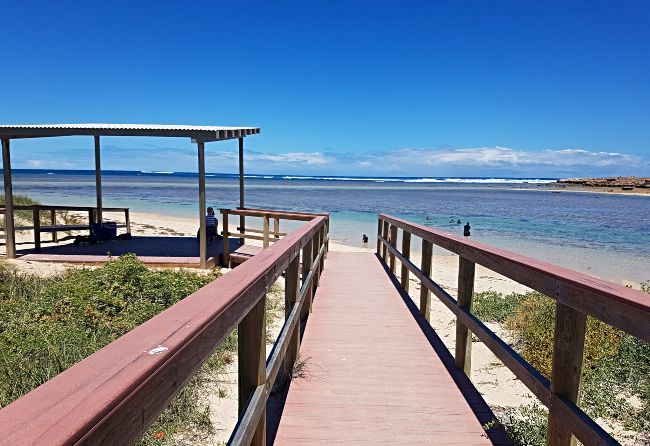 Quobba Boardwalk