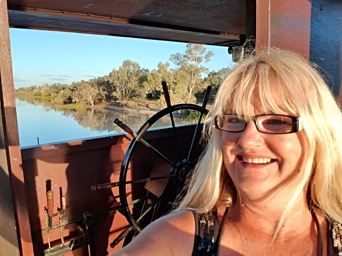 Thomson River Cruise - Things to do in Longreach