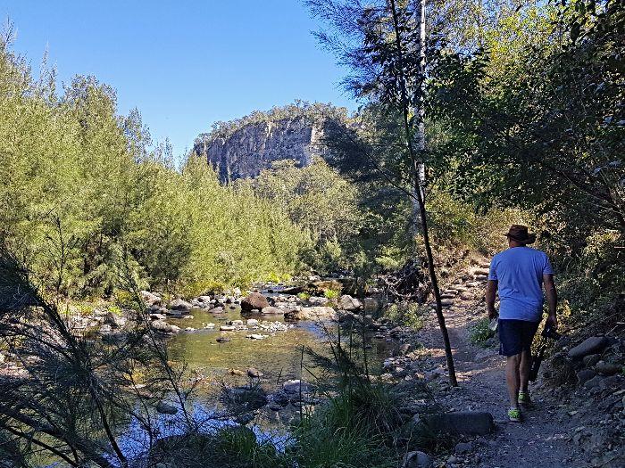 Carnaron Gorge Walk