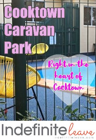 Pin - Cooktown Caravan Park right in the heart of Cooktown