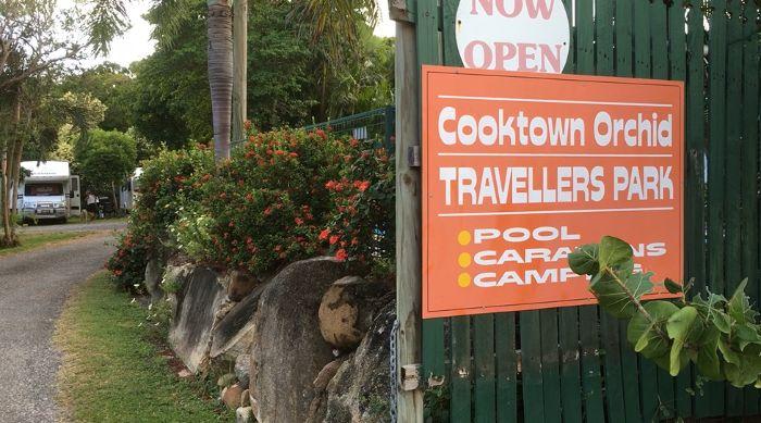 Cooktown Orchid Travellers Park Caravan Park