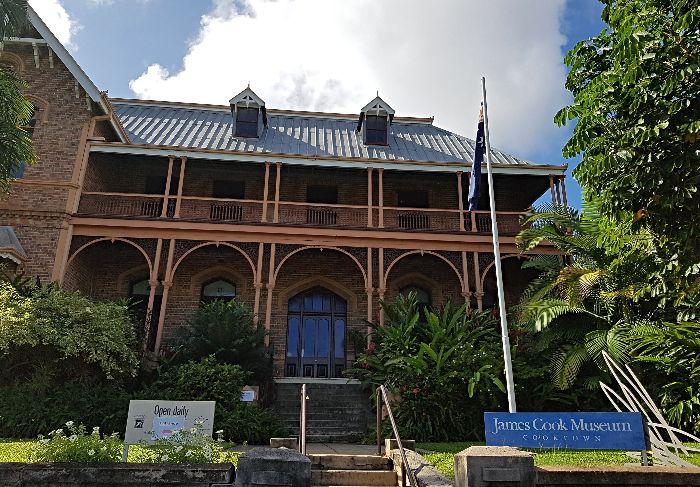 James Cook Museum