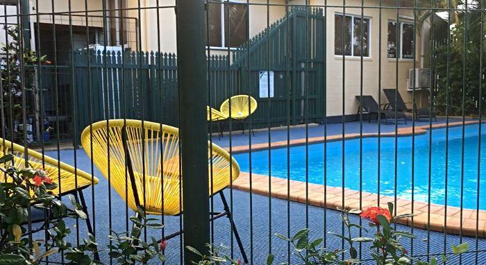 Cooktown Caravan Park Pool